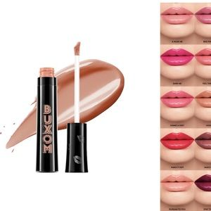 Va-Va Plump Shiny Liquid Lipstick Lipgloss Buxom